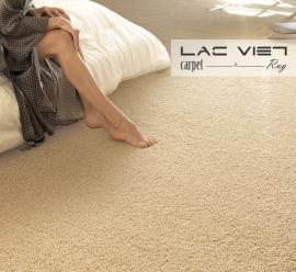 Lợi ích việc chọn thảm trải sàn phòng ngủ gia đình