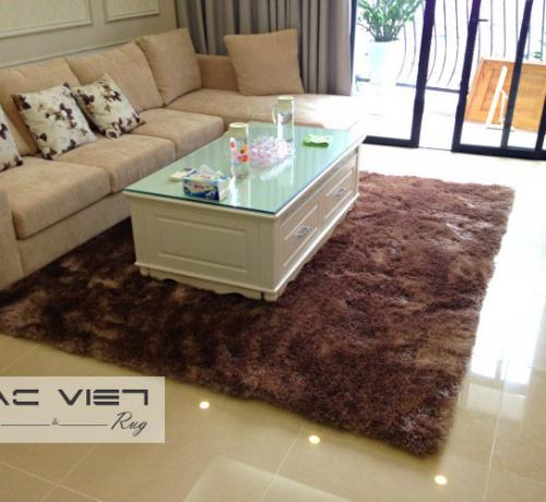 Có nên sử dụng thảm trải sàn cho phòng khách ?
