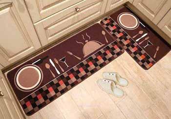 Thảm chùi chân nhà bếp