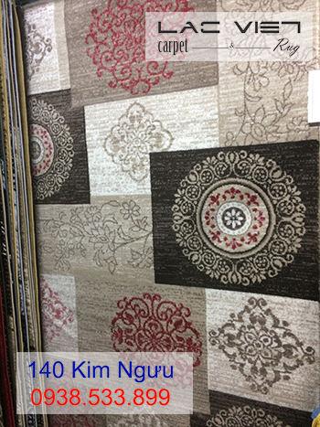 Thảm trải sàn phòng khách LV238