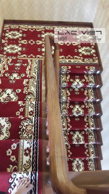 Thảm trải cầu thang hành lang 105