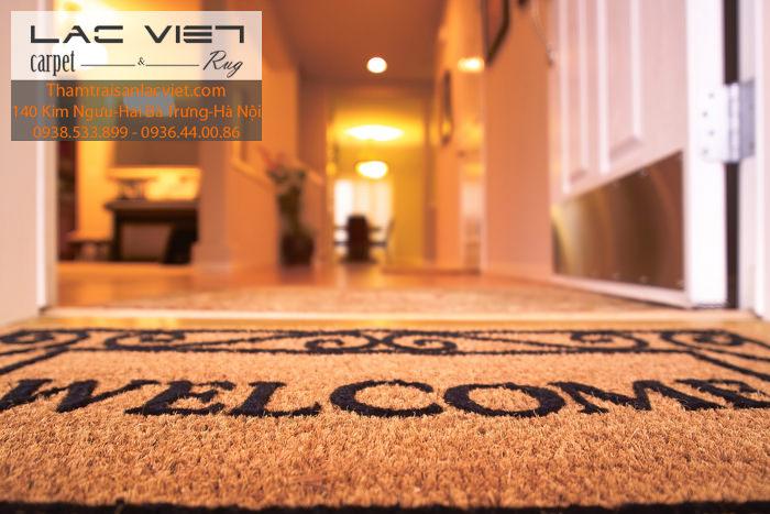 Tại sao nên dùng thảm trải sàn chống trơn