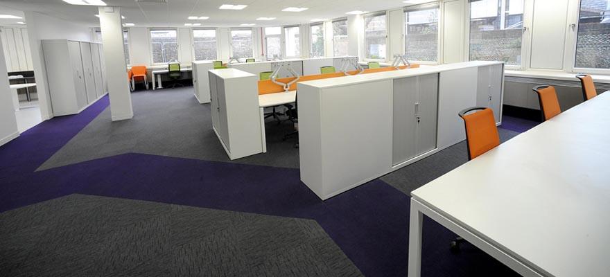 Thảm văn phòng – mang lại không gian mới
