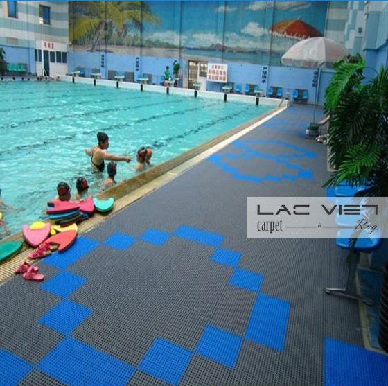Thảm trải bể bơi, thảm lót bể bơi giá rẻ nhất