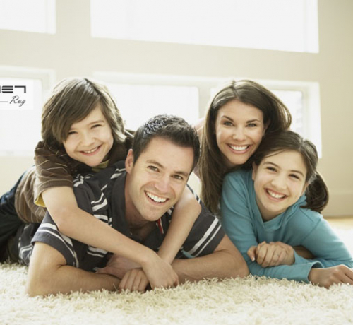 Tác dụng của thảm trải sàn trong gia đình và văn phòng