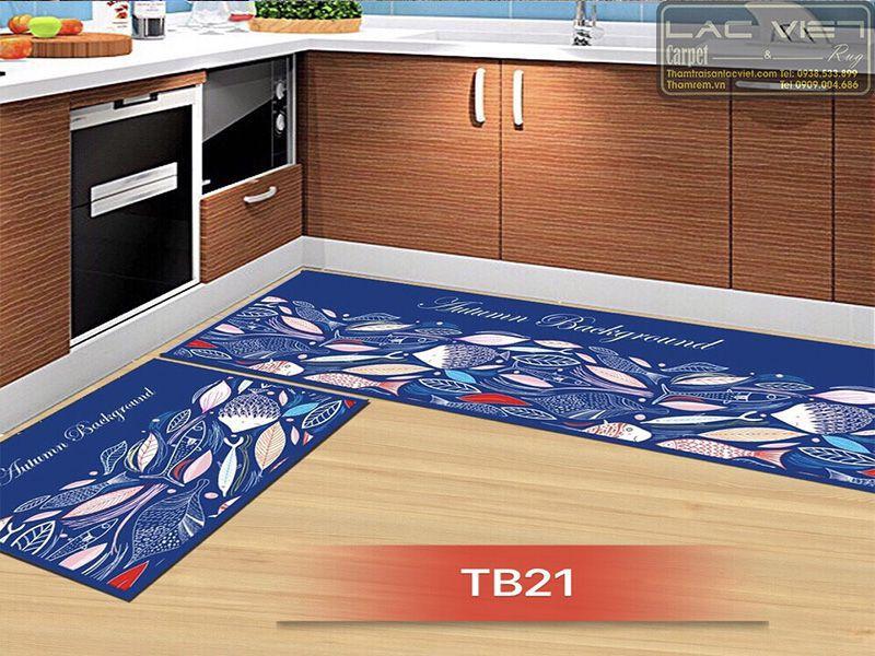 Thảm trải bếp TB021