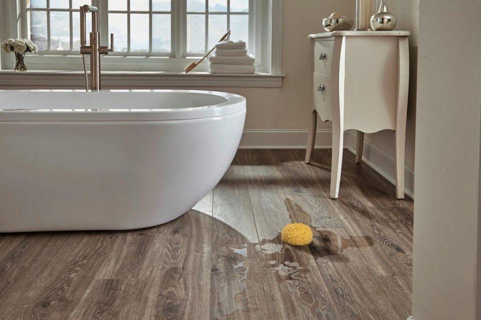 3 kiểu sử dụng tấm nhựa lót sàn nhà tắm phổ biến