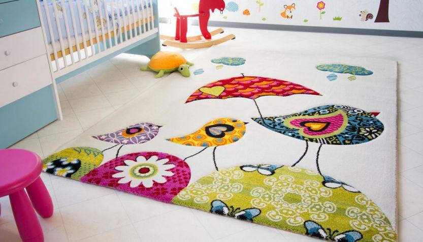 3 tiêu chí quan trọng khi chọn mua tấm thảm trải sàn cho bé