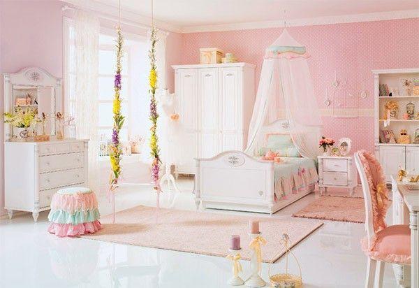 4 màu cho tấm thảm trải phòng ngủ phù hợp với các cô nàng tuổi teen
