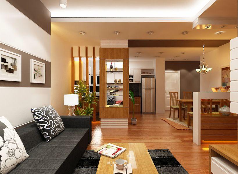 Đầu tư giá rẻ thay đổi phong cách với gối trang trí phòng khách