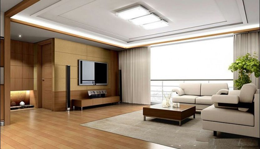 Đem phong cách cổ điển đến phòng khách nhờ tấm thảm trải nền nhà