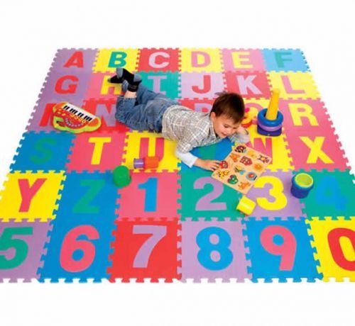Miếng lót sàn nhà cho bé bằng xốp – Ưu điểm và cách vệ sinh đúng chuẩn