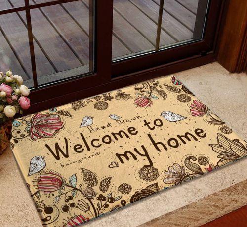 Mua – bán thảm chùi chân kiểu nào để phù hợp với gia đình