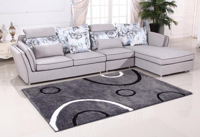 Nên mua thảm trang trí ở đâu chọn loại thảm nào cho phòng khách