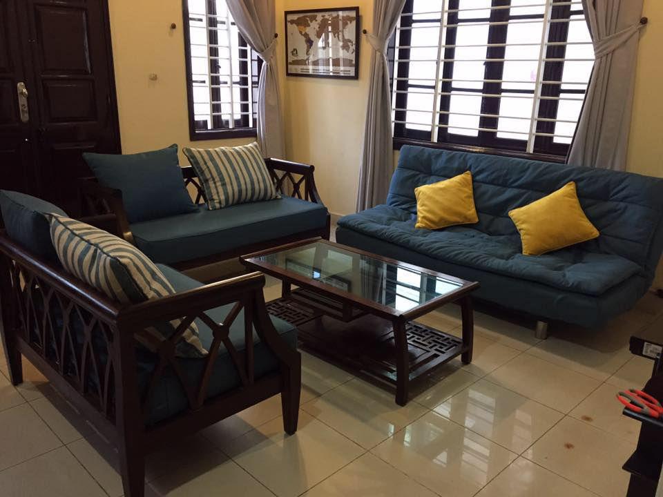 Nên mua thảm trải ghế gỗ ở đâu – Thảm cao su ép hay thảm ruột bông?