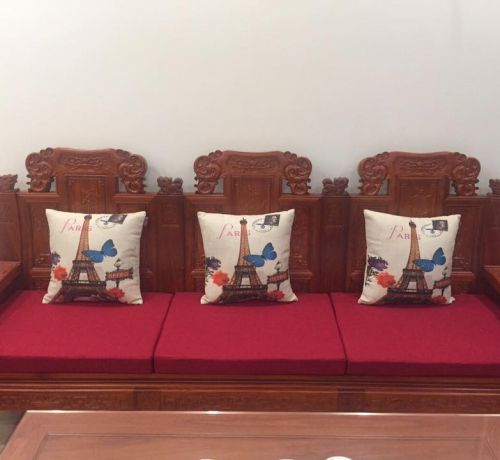 3 lợi ích khi sử dụng đệm bàn ghế gỗ cho gia đình
