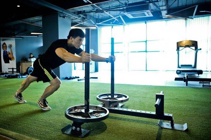 3 lựa chọn cho thảm trải sàn phòng gym theo chất liệu