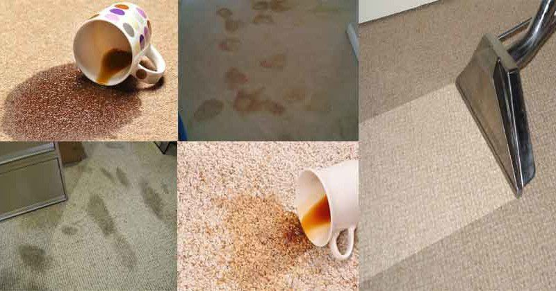 Cách vệ sinh thảm tại nhà