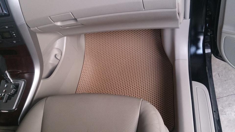 Điểm tên những lợi ích khi sử dụng thảm cao su lót sàn ô tô