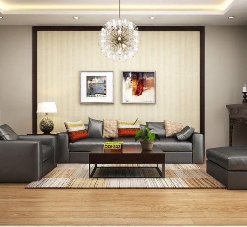 Gợi ý cách biến đổi không gian sống cùng thảm lót sàn phòng khách