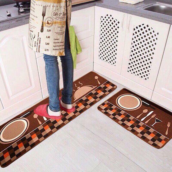 Học hỏi cách chọn thảm trải sàn phòng bếp chuẩn không cần chỉnh