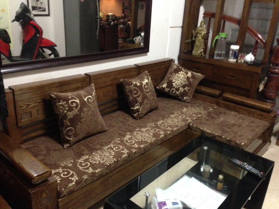 Hướng dẫn cách chọn đệm ghế sofa gỗ chuẩn xác