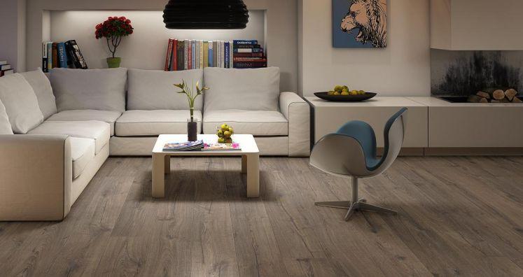 Không gian sống sang trọng nhờ thảm nhựa trải sàn vân gỗ giá rẻ