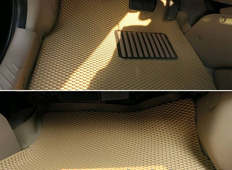 Phân biệt các loại thảm lót sàn xe hơi HCM 3D, 4D và 5D