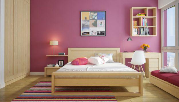 Thảm trang trí phòng ngủ giá rẻ – Lựa chọn nào thích hợp