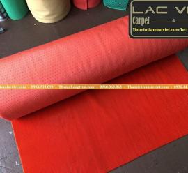 Thảm Nhựa Gai Sầu Riêng Màu Đỏ