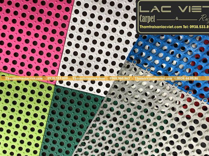 Thảm nhựa ghép 30x30