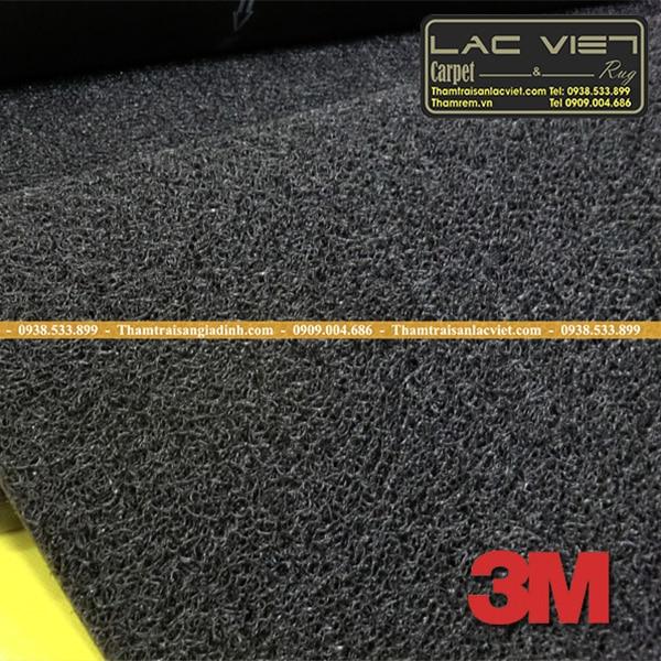 Thảm Nhựa Rối 3M 6850 Màu Đen