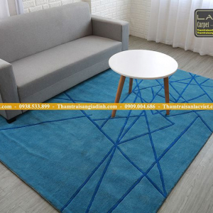 Thảm len dệt thủ công -BTC-01