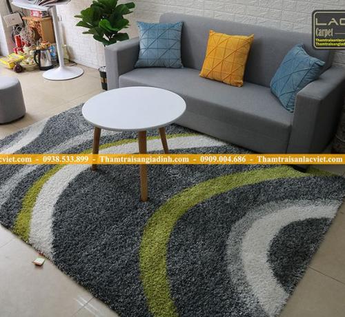 Cách bài trí thảm sofa TPHCM chuẩn đẹp