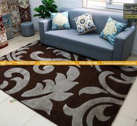 Top 5 mẫu thảm trải sàn nhập khẩu trang nhã