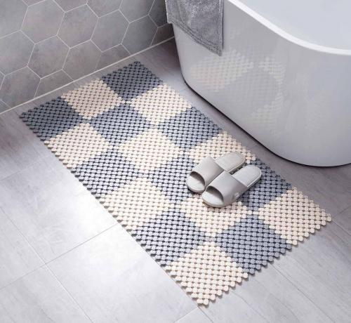 An toàn hơn cùng thảm nhà vệ sinh