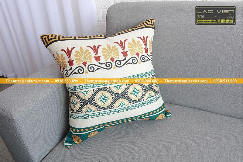 Gối tựa lưng trang trí sofa 0558