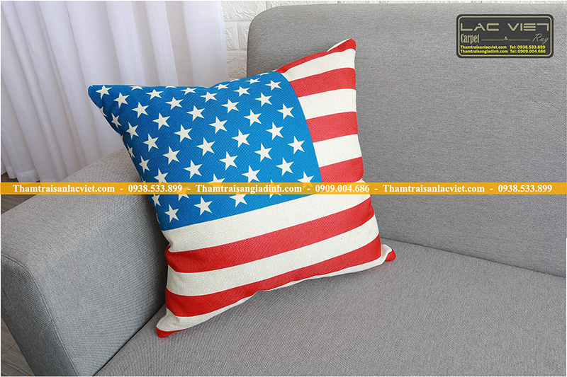 Gối tựa lưng trang trí sofa 056