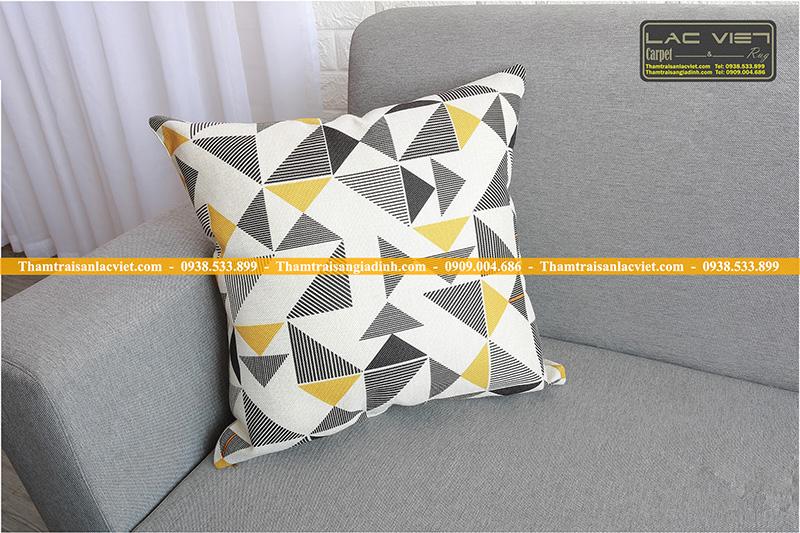 Gối tựa lưng trang trí sofa 060
