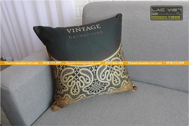 Gối tựa lưng trang trí sofa 063