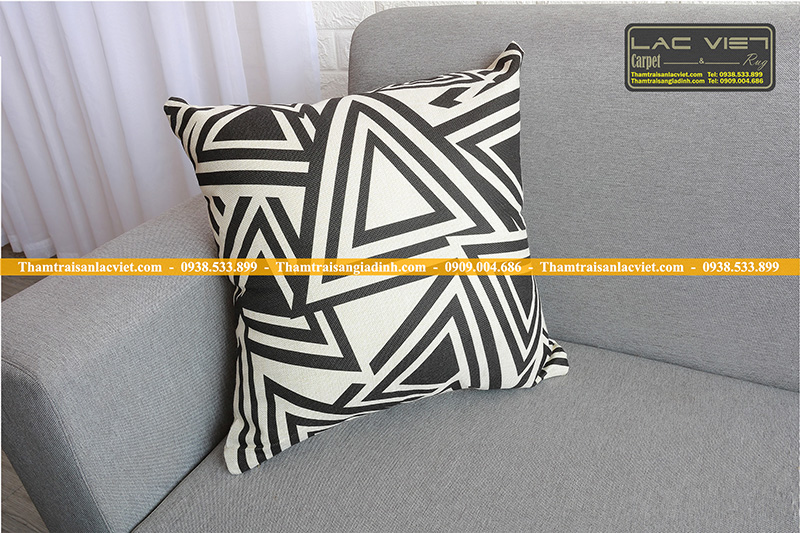 Gối tựa lưng trang trí sofa 064