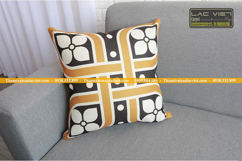 Gối tựa lưng trang trí sofa 066