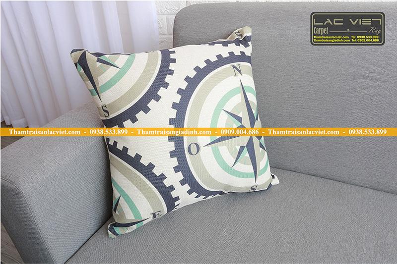 Gối tựa lưng trang trí sofa 067