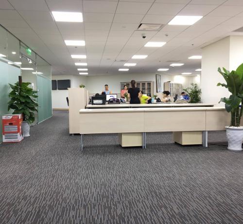 Mua thảm văn phòng giá rẻ Hà Nội hay TP HCM