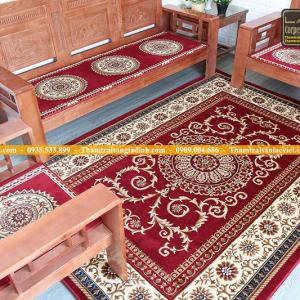 Thảm nhập khẩu Đước Lalee MAS-902-Red