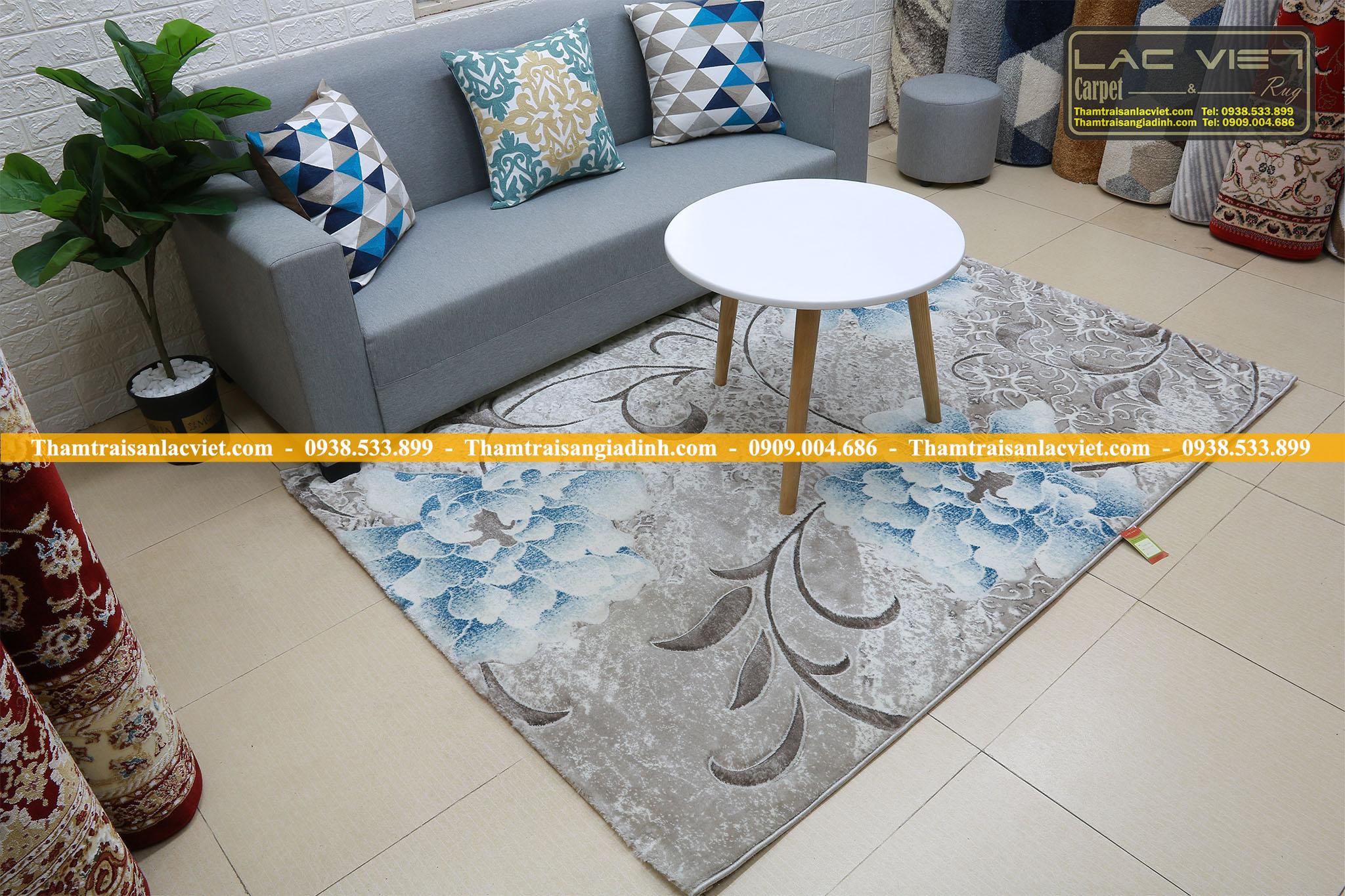 Thảm trải phòng khách -NX08