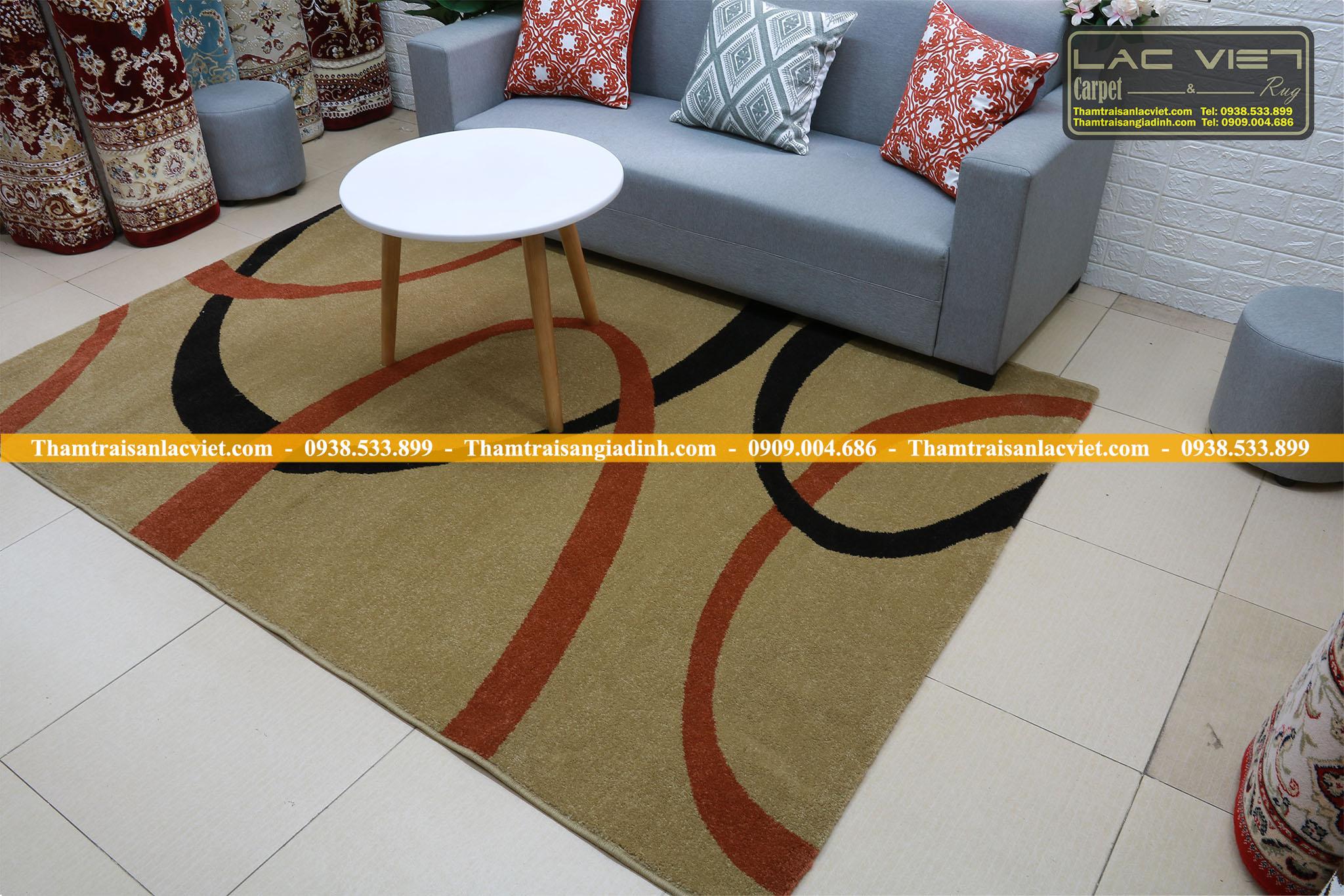 Thảm trải phòng khách giá rẻ -10915