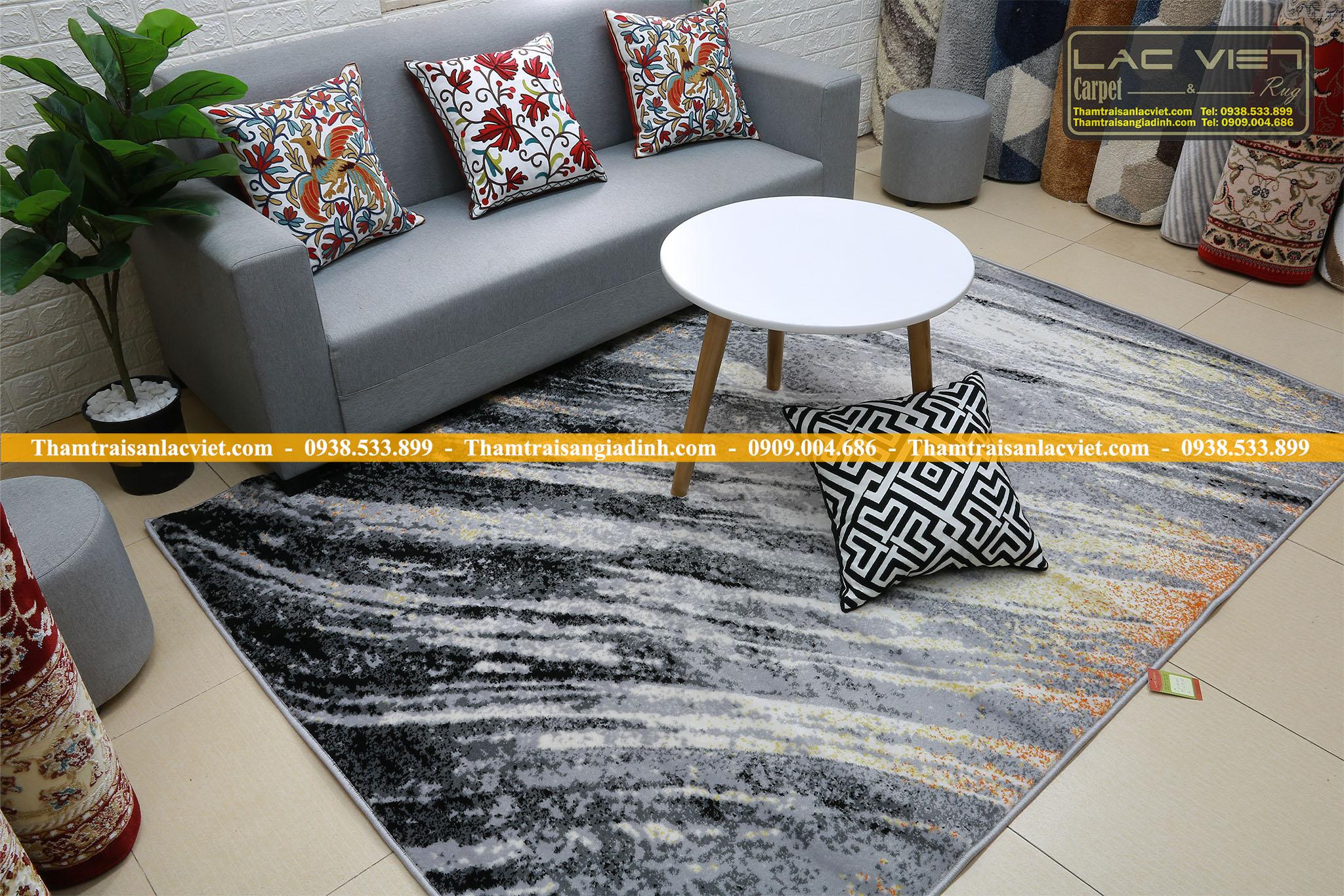 Thảm trải phòng khách giá rẻ-LV1909