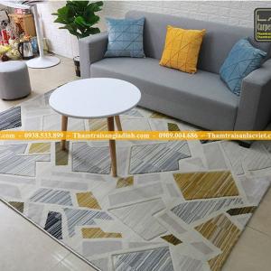 Thảm trải sofa phòng khách-I0001