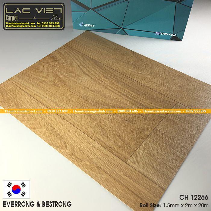 Thảm Nhựa Trải Sàn Sàn Dạng Cuộn Vinyl CH12266